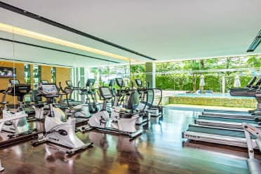 Health club at Wyndham Sea Pearl Resort Phuket in Phuket, Other than US/Canada