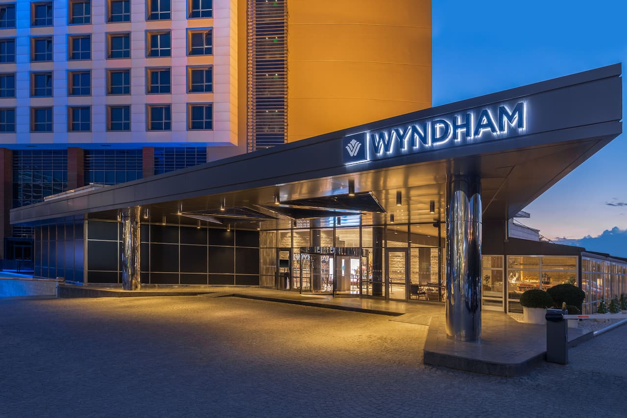 Wyndham Ankara in Etimesgut, TURKEY