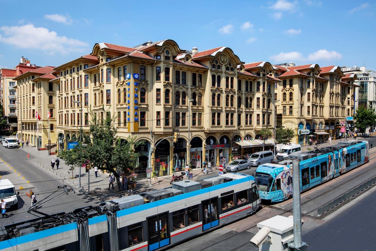 Wyndham Istanbul Old City in Istanbul, Turkey