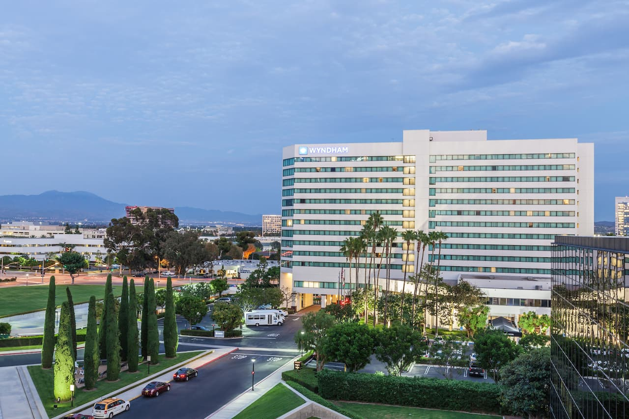 Wyndham Irvine-Orange County Airport in  Fountain Valley,  California