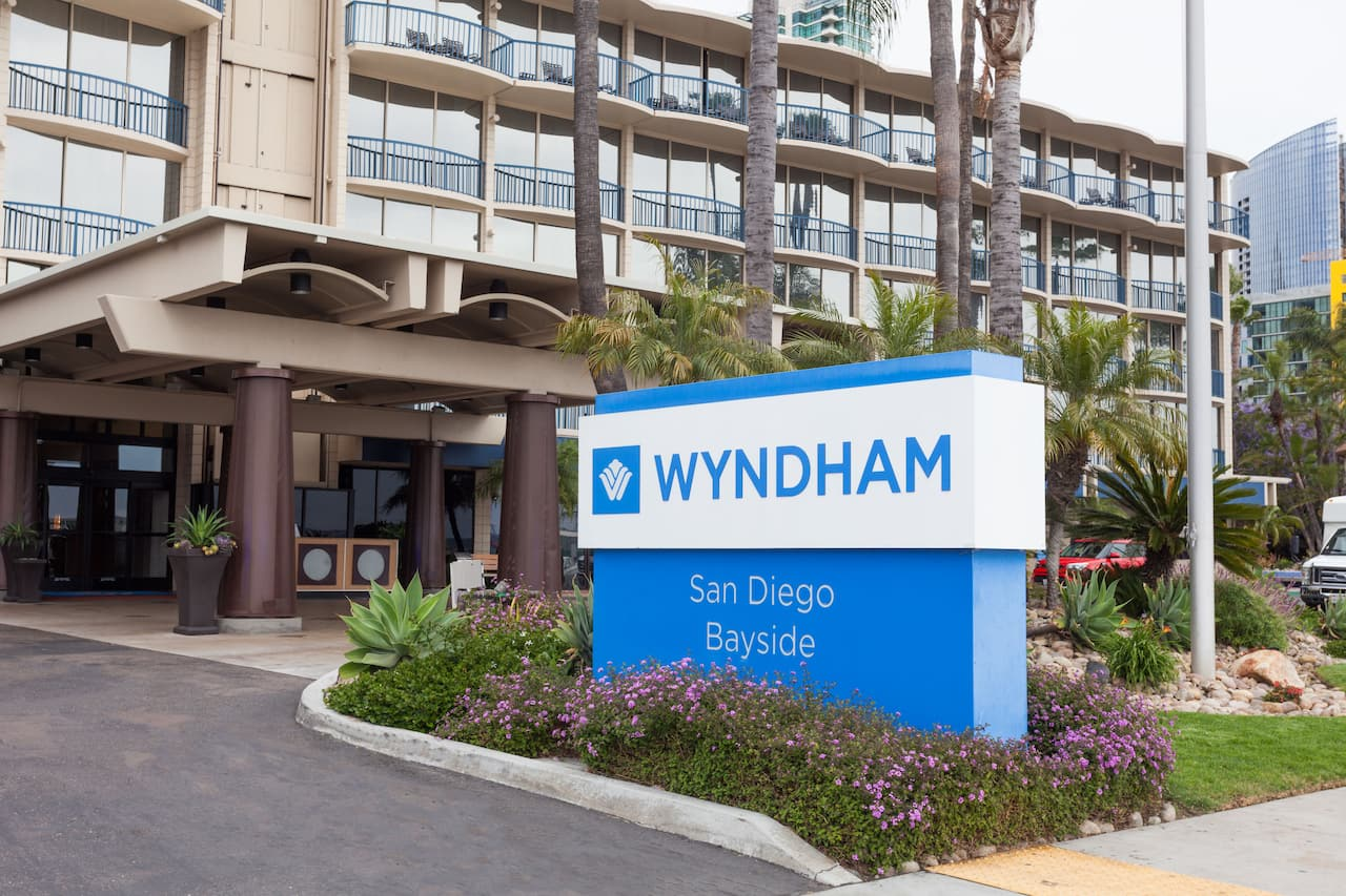 Wyndham San Diego Bayside in  San Diego International Airport - SAN,  California