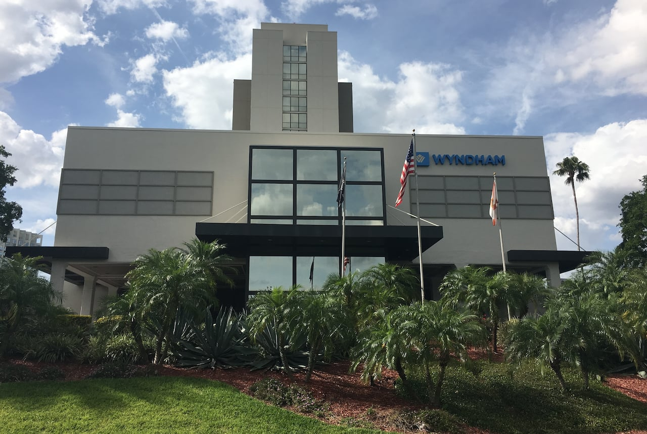 Wyndham Lake Buena Vista Disney Springs Resort Area in Clermont, Florida
