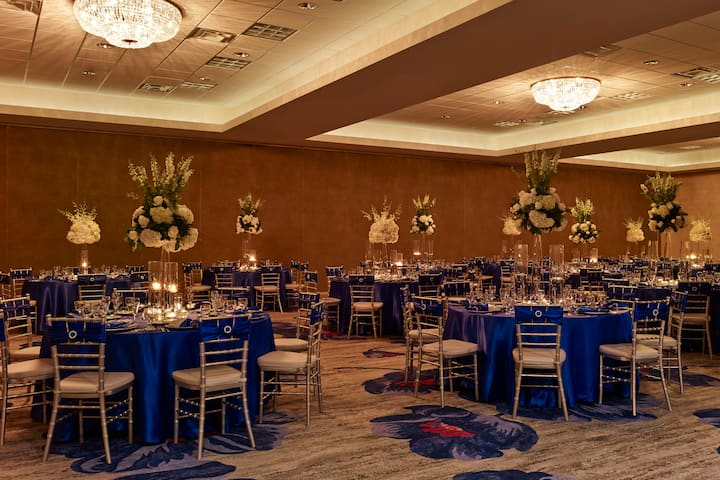 Wyndham Orlando Resort International Drive ballroom in Orlando, Florida