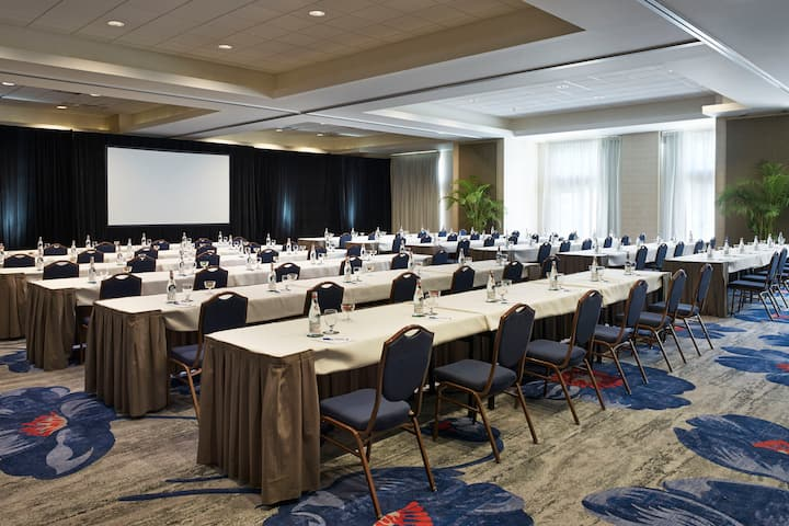 Meeting room at Wyndham Orlando Resort International Drive in Orlando, Florida