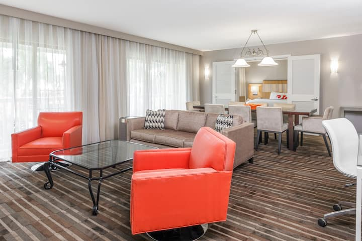 Wyndham Orlando Resort International Drive suite in Orlando, Florida