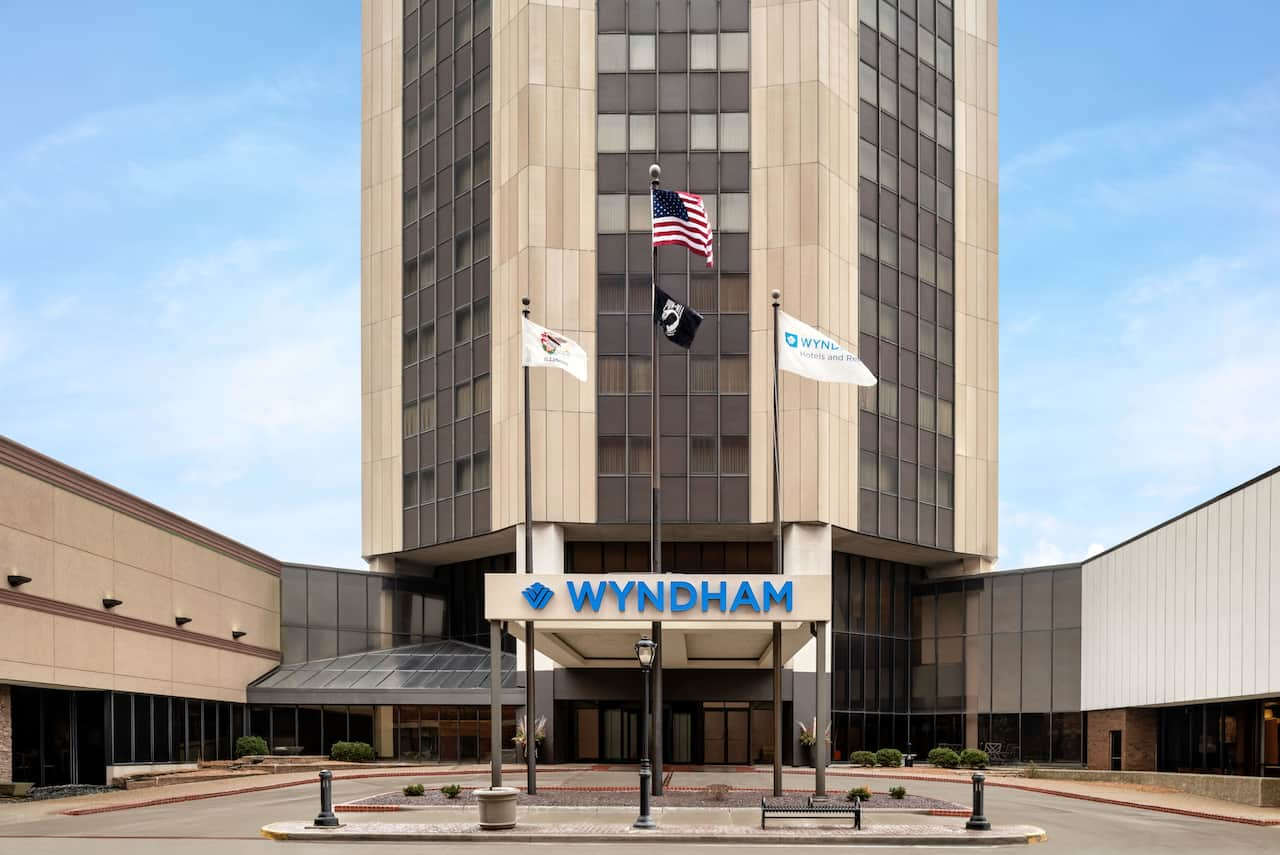 Wyndham Springfield City Centre in  Springfield,  Illinois