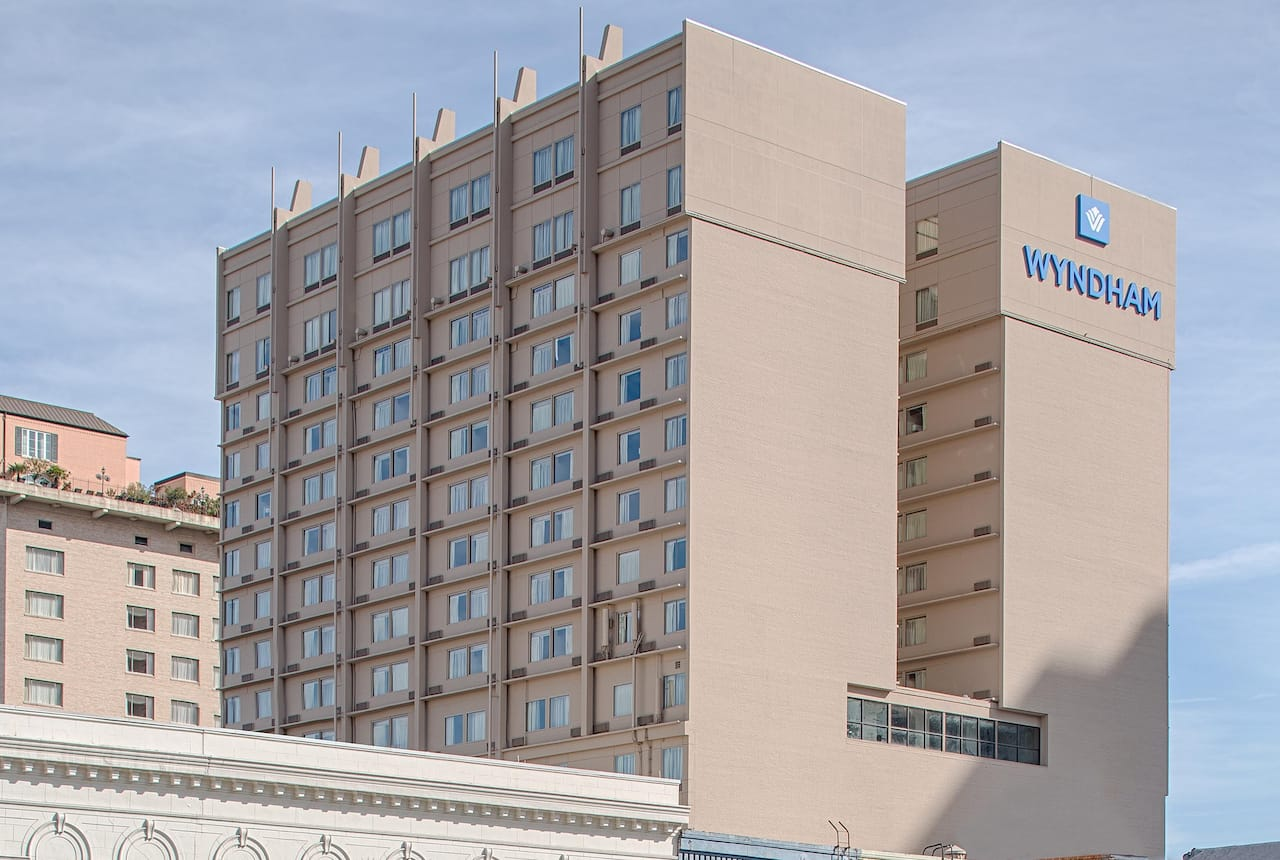 Wyndham New Orleans - French Quarter near Howlin Wolf