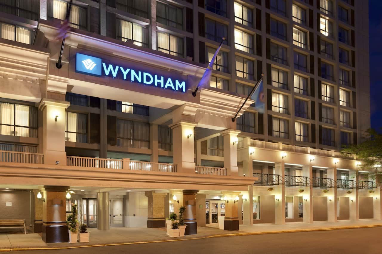 Wyndham Boston Beacon Hill near Edward A Lelacheur Park