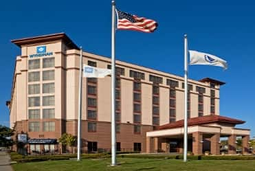 Wyndham Boston Chelsea in Newton, Massachusetts
