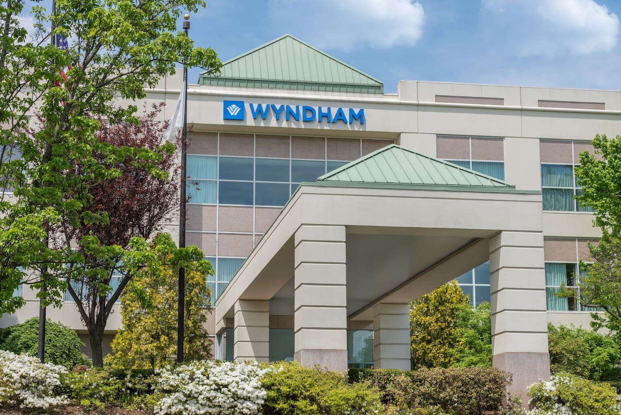 Wyndham Hamilton Park Hotel and Conference Center in Basking Ridge, New Jersey