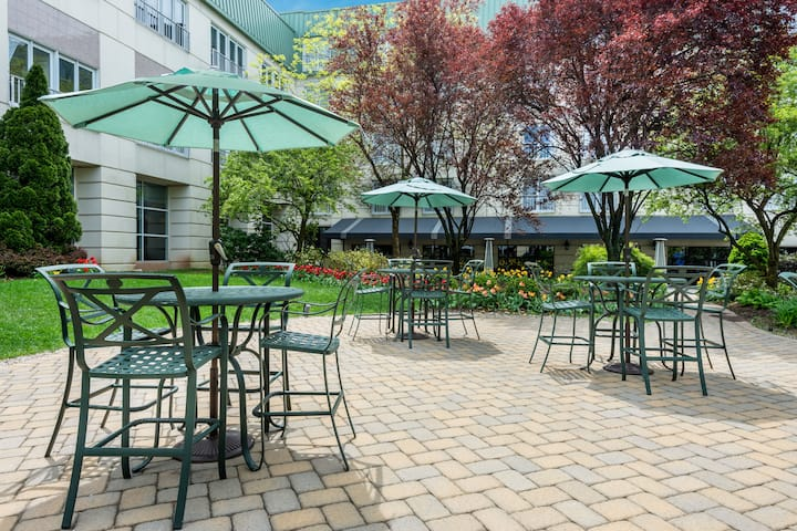 Property amenity at Wyndham Hamilton Park Hotel and Conference Center in Florham Park, New Jersey
