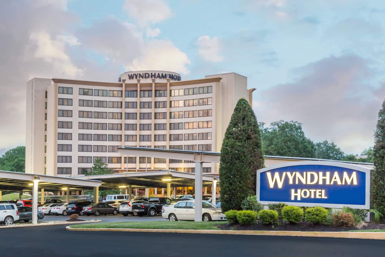 Wyndham Philadelphia - Mount Laurel in Trevose, Pennsylvania