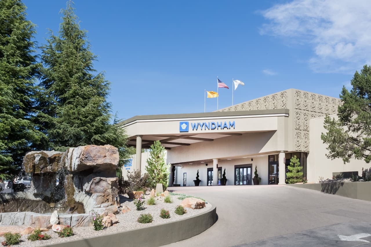 Wyndham Albuquerque Hotel & Conference Center in Albuquerque, New Mexico