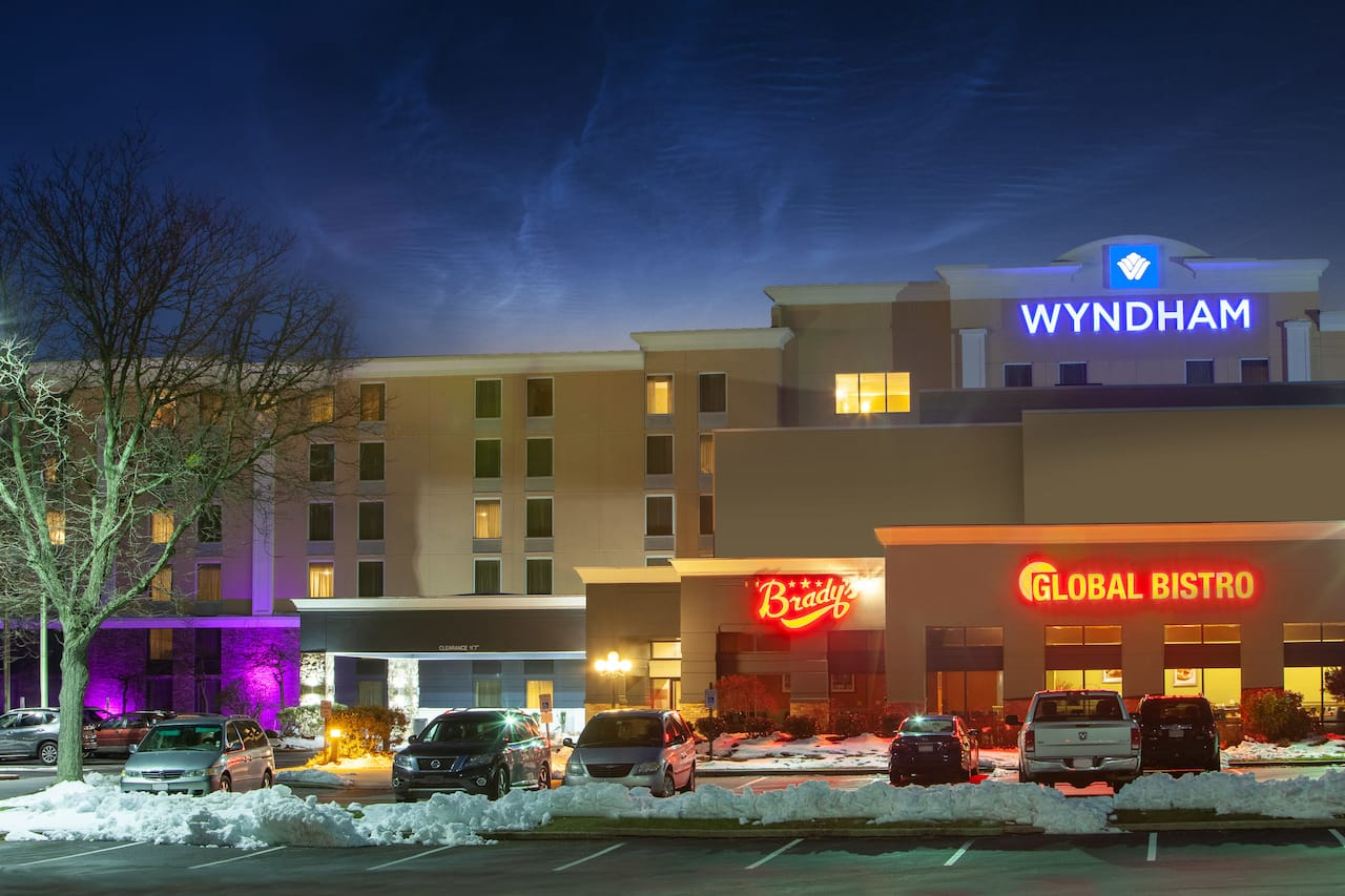 Wyndham Philadelphia-Bucks County in Glenside, Pennsylvania