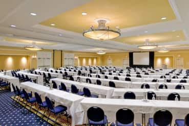 Meeting room at Wyndham Gettysburg in Gettysburg, Pennsylvania