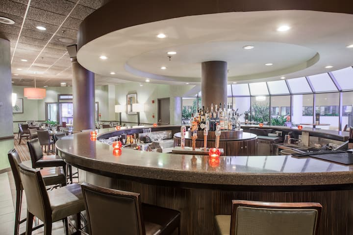 Bar at Wyndham Houston West Energy Corridor in Houston, Texas
