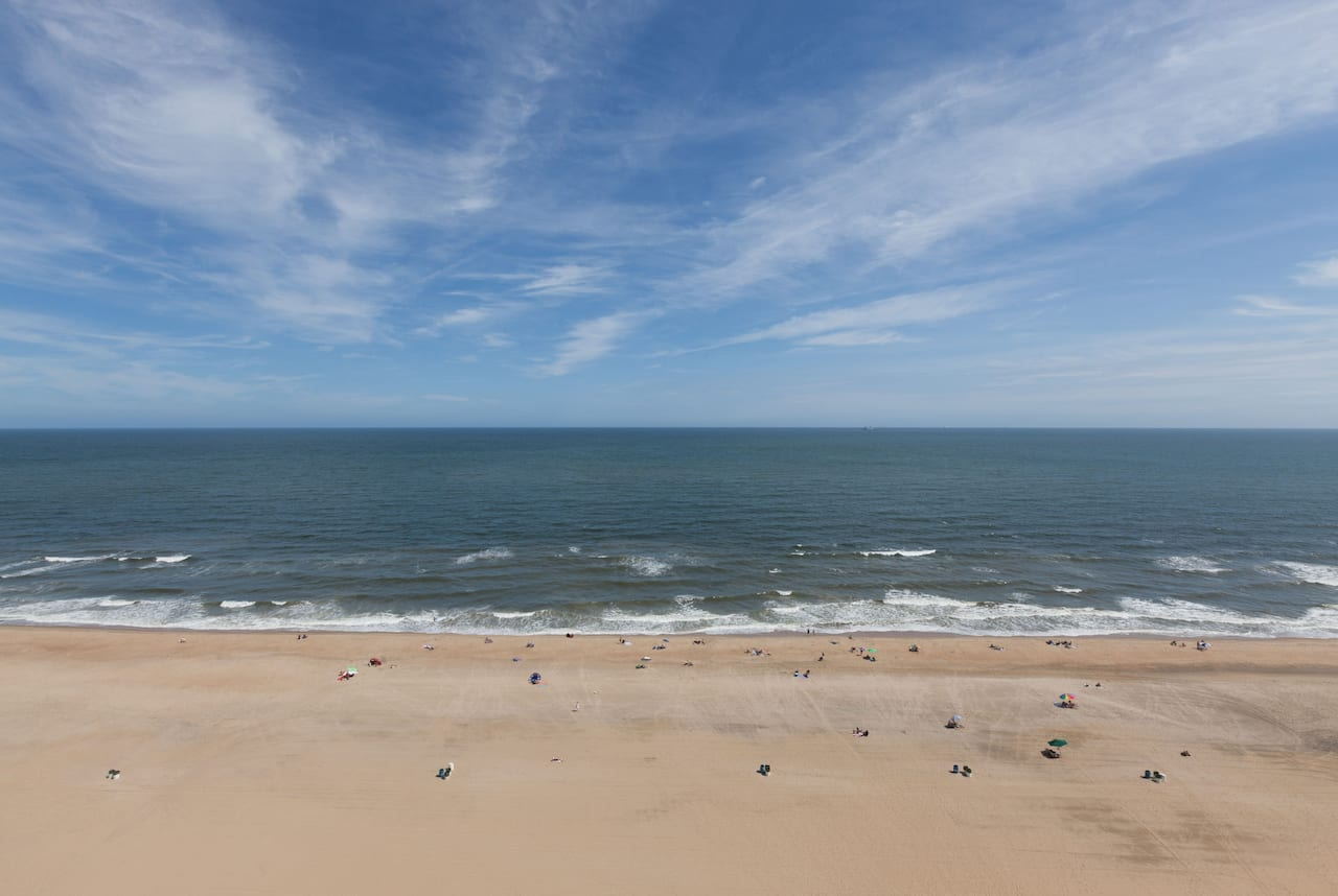 Wyndham Virginia Beach Oceanfront in Hampton, Virginia