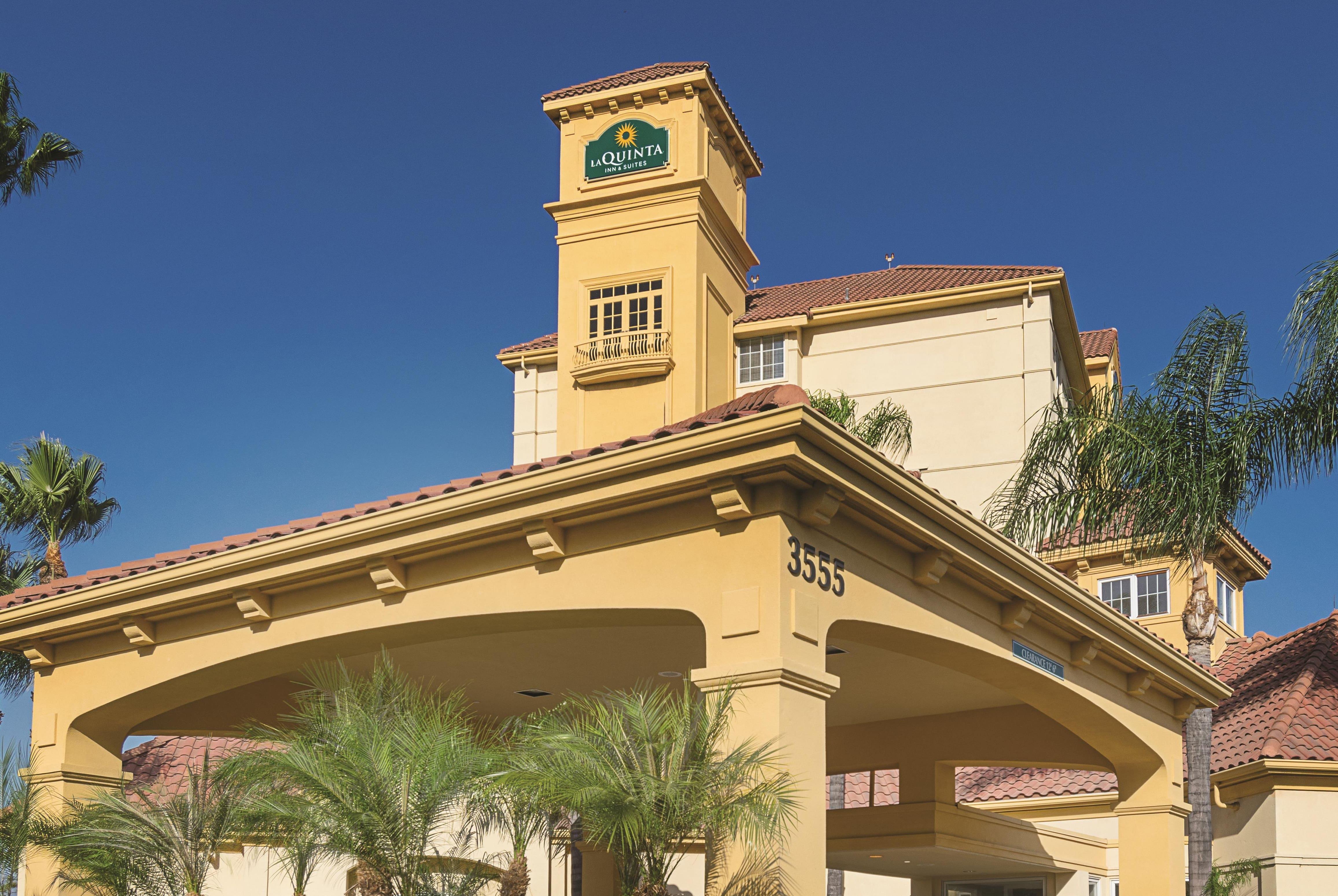 La Quinta Inn Suites By Wyndham Ontario Airport Ontario Ca Hotels