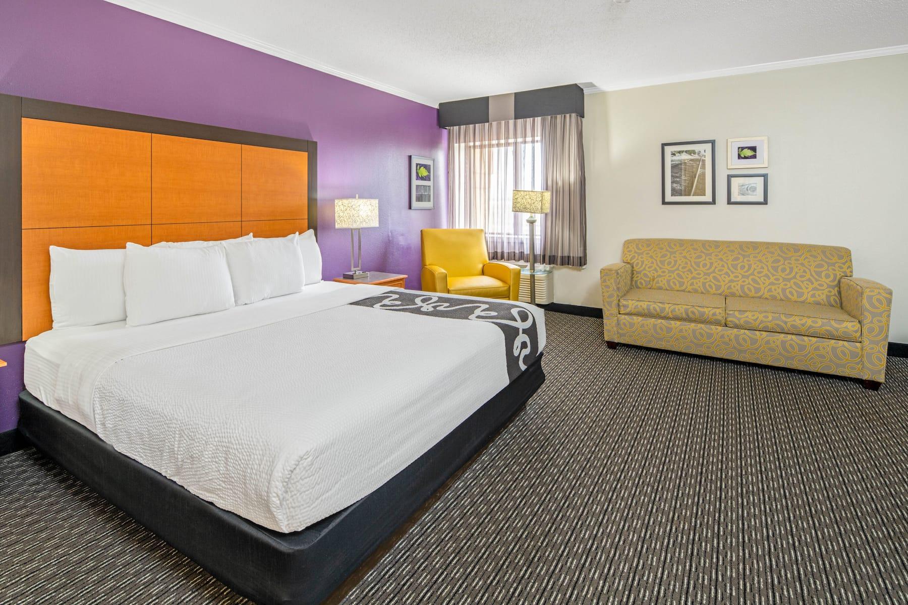 La Quinta Inn Amp Suites By Wyndham Baton Rouge Siegen Lane