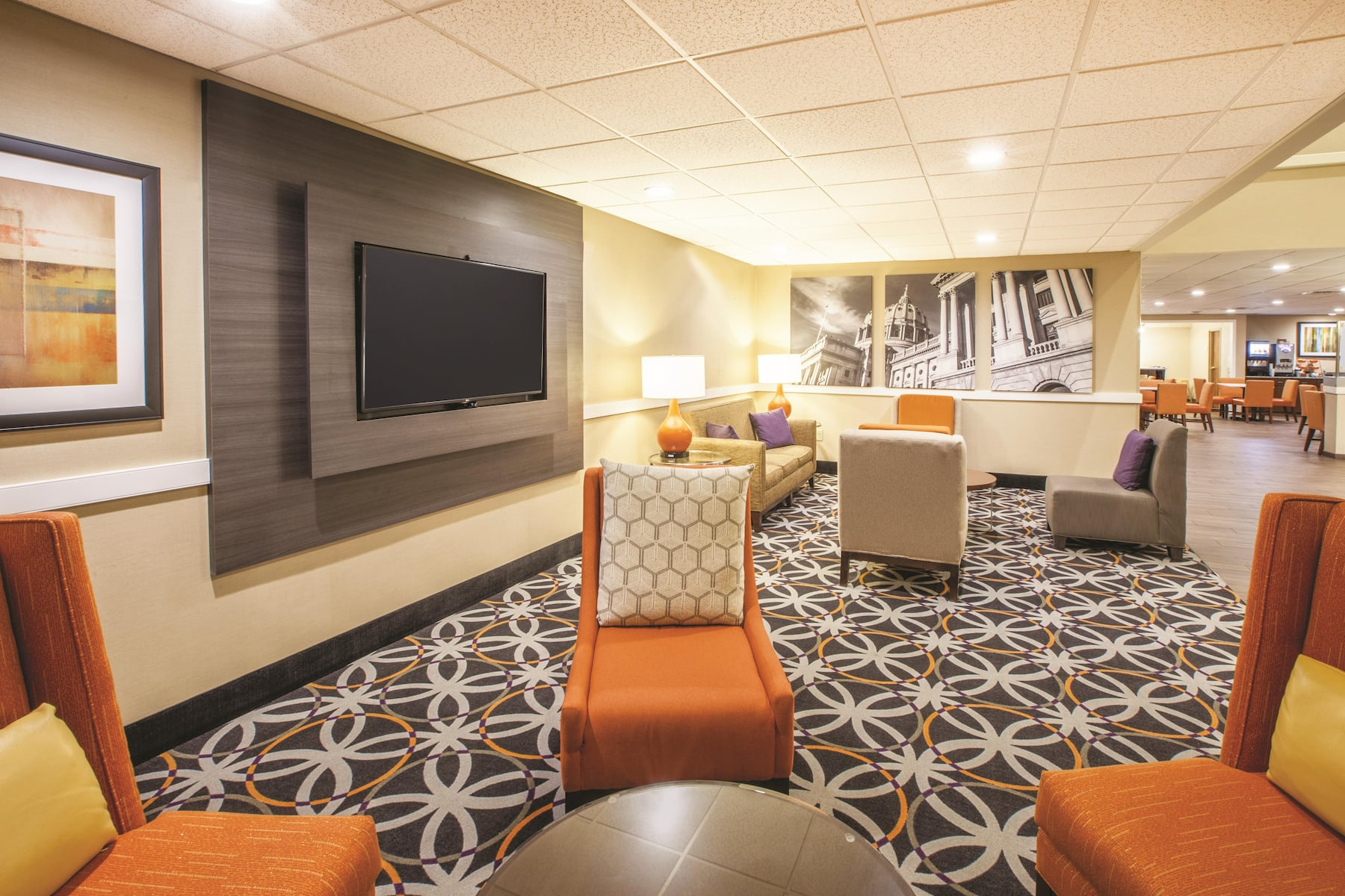 La Quinta Inn Amp Suites By Wyndham Mechanicsburg