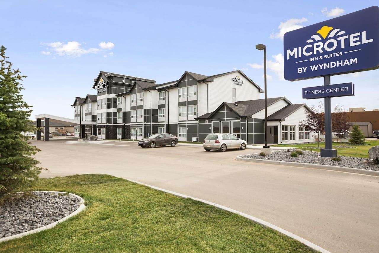Microtel Inn & Suites by Wyndham Blackfalds Red Deer North in  Innisfail,  Alberta