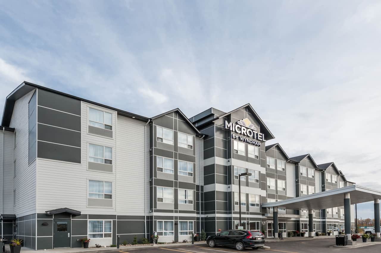 Microtel Inn & Suites by Wyndham Fort St John in  Fort St John,  British_Columbia