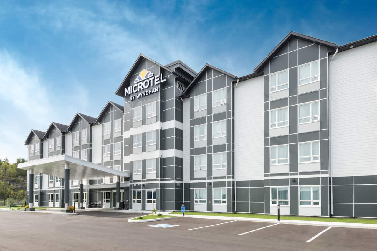 Microtel Inn & Suites by Wyndham Sudbury in  Greater Sudbury,  Ontario