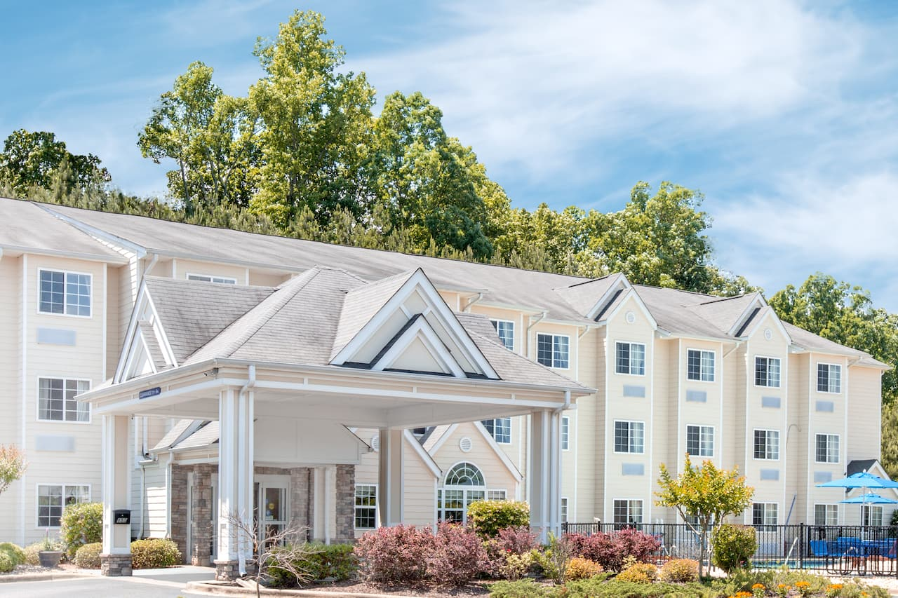 Microtel Inn & Suites by Wyndham Gardendale in Birmingham, Alabama
