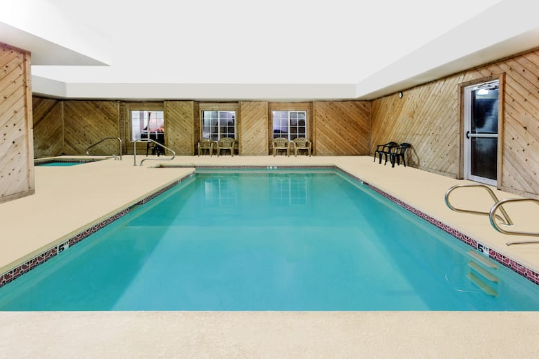 Pool At The Microtel Inn Suites By Wyndham Brush In Colorado
