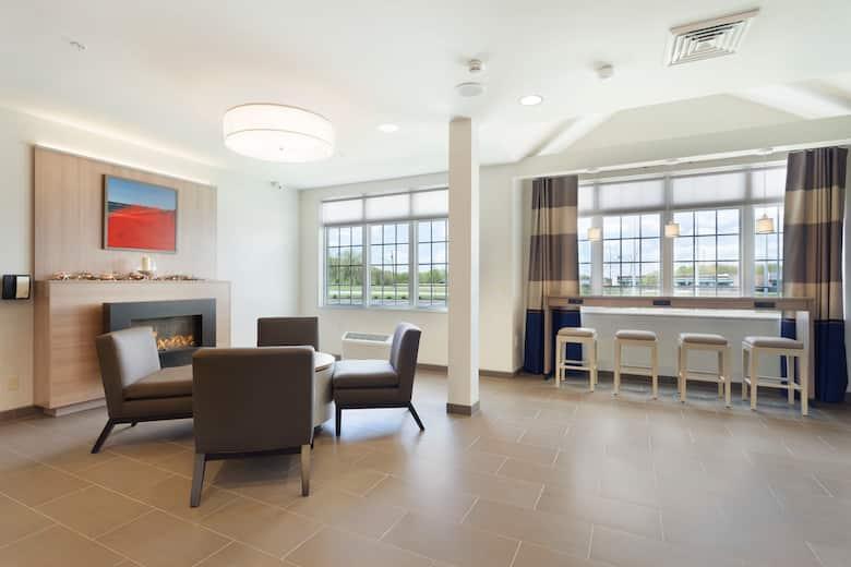Microtel Inn Suites By Wyndham Georgetown Delaware Beaches Hotel Lobby In