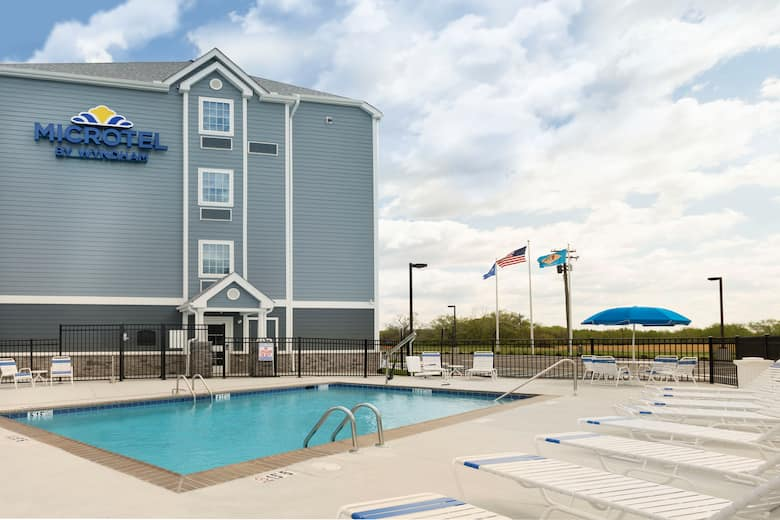 Pool At The Microtel Inn Suites By Wyndham Georgetown Delaware Beaches In