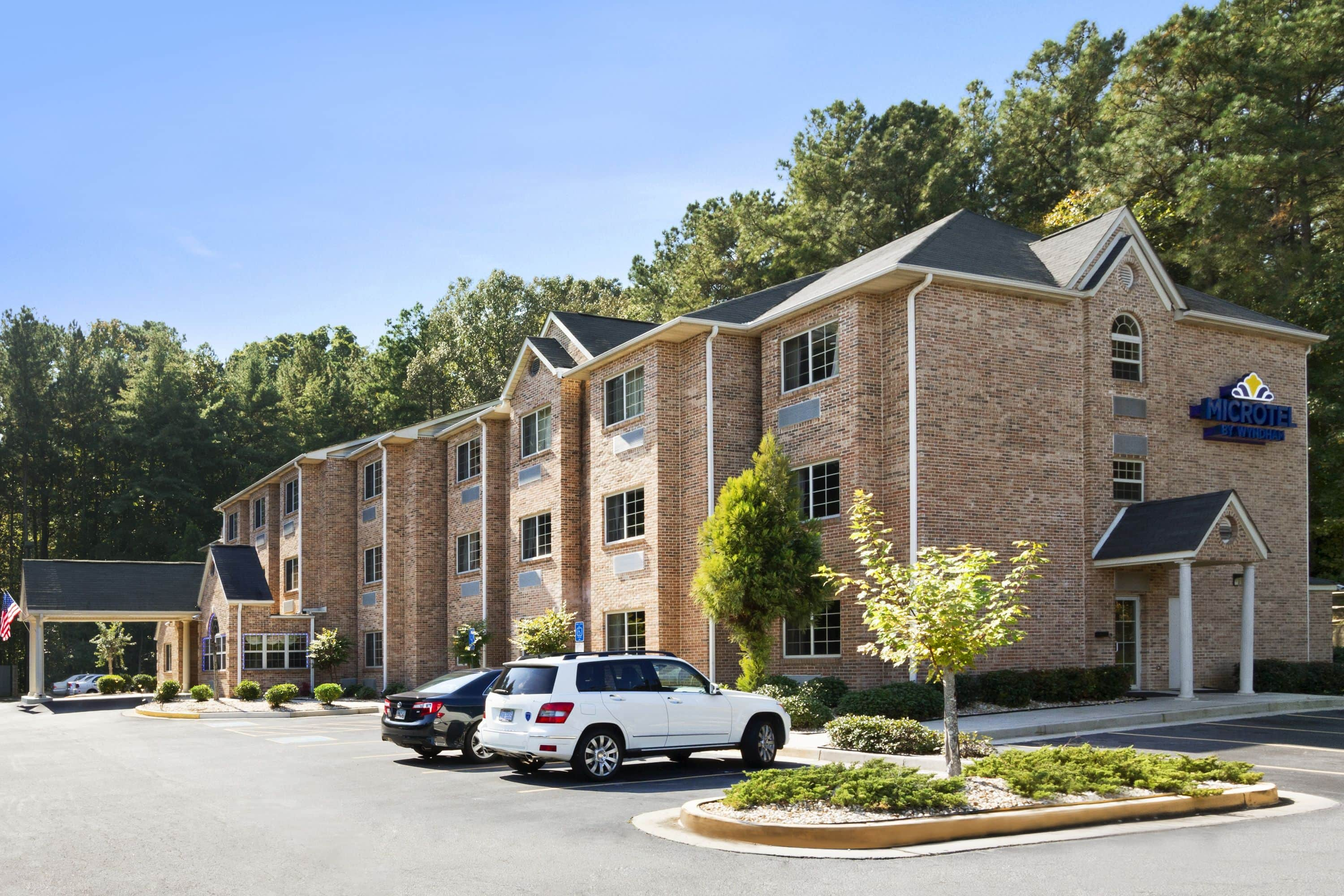Exterior Of Microtel Inn U0026 Suites By Wyndham Lithonia/Stone Mountain Hotel  In Lithonia,