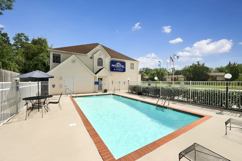 Pool At The Microtel Inn Suites By Wyndham Ponchatoula Hammond In Louisiana