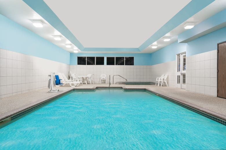 Pool At The Microtel Inn Suites By Wyndham New Ulm In Minnesota