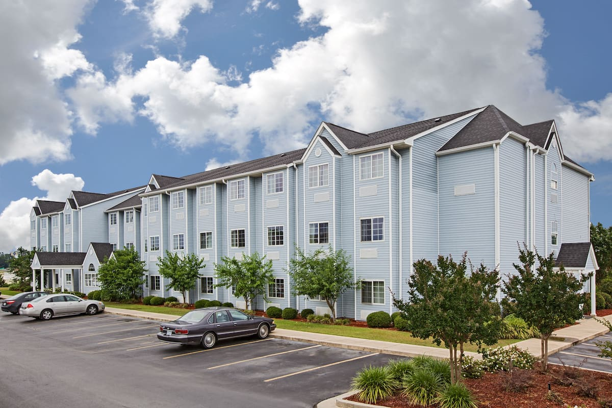 Microtel Inn Suites By Wyndham Meridian