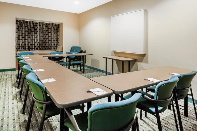 Meeting Room At Microtel Inn Suites By Wyndham Dickson City Scranton In