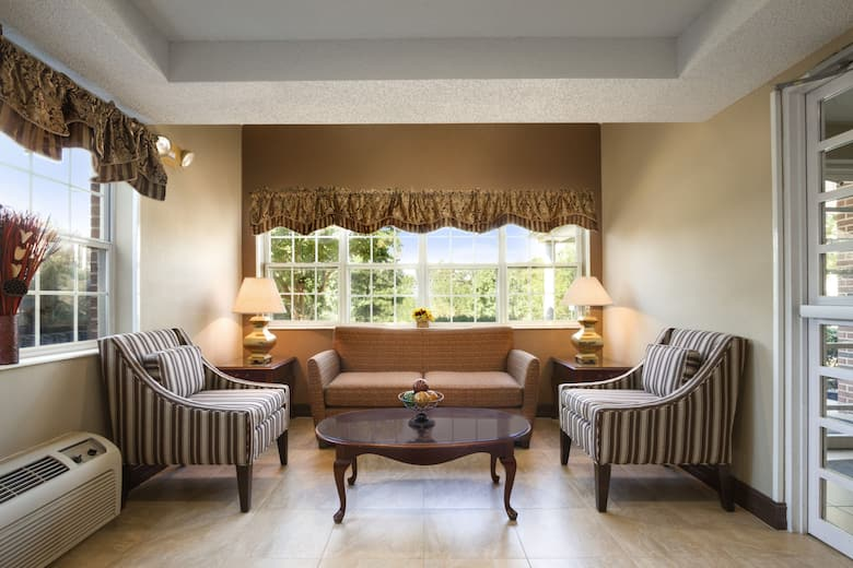 Microtel Inn Suites By Wyndham Duncan Spartanburg Hotel Lobby In South Carolina