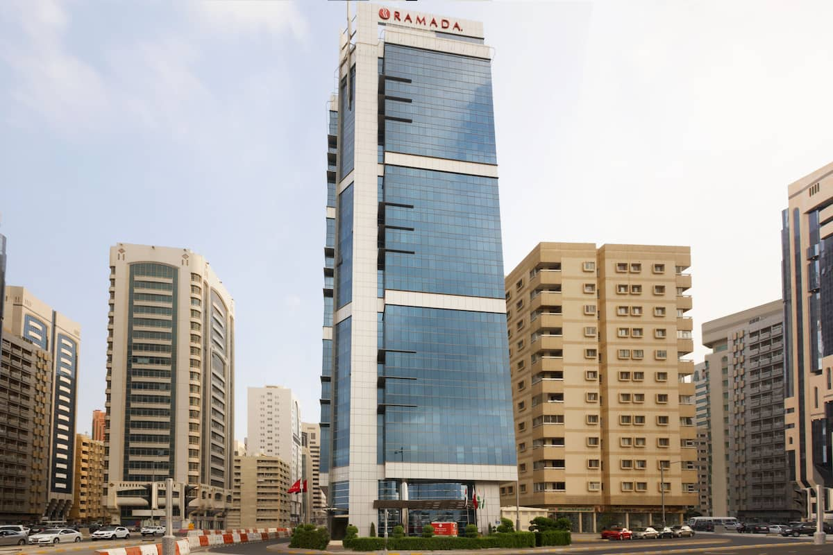 HotelName City Hotels AE - Us embassy abu dhabi location map