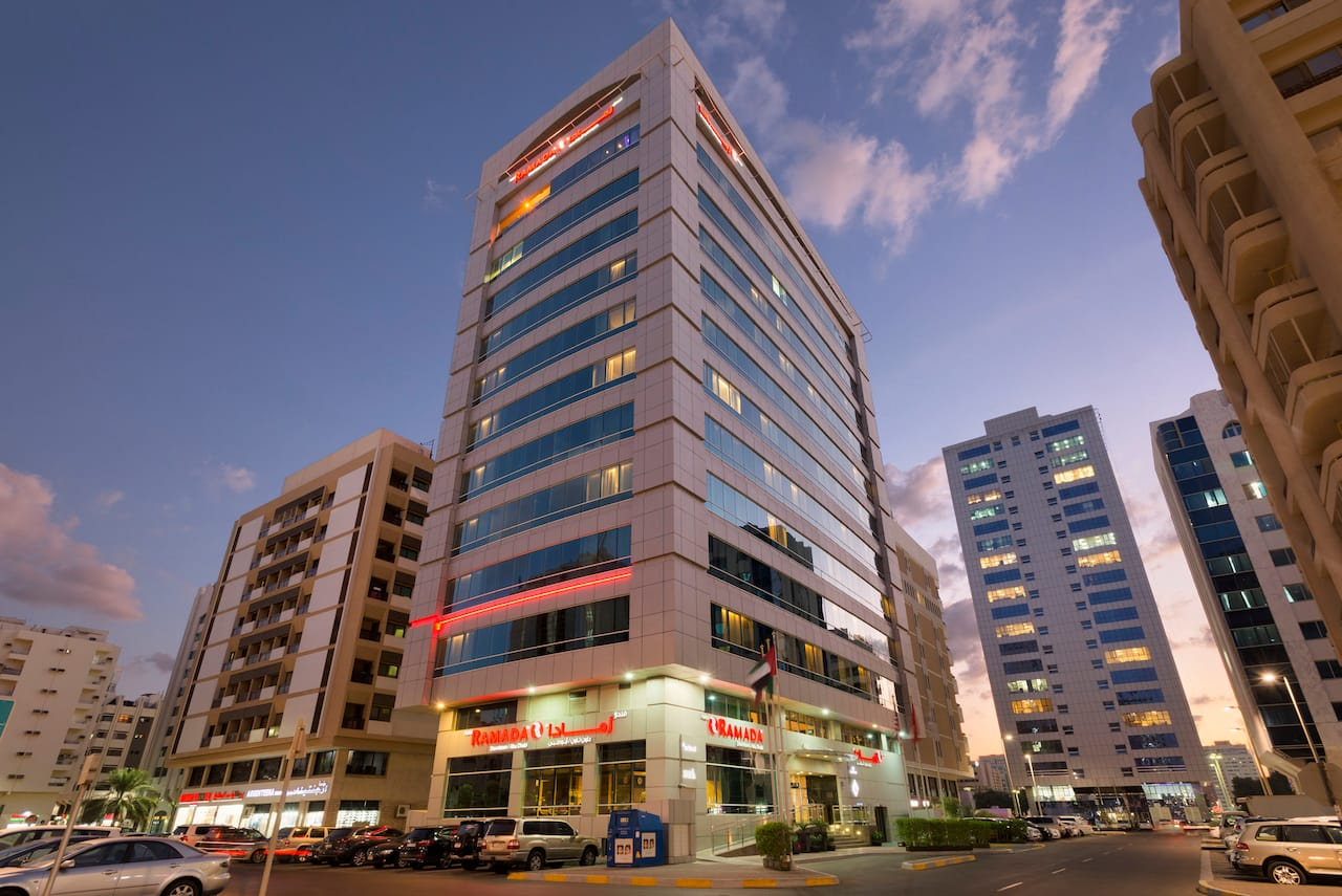 Ramada Abu Dhabi Downtown in  Abu Dhabi,  UNITED ARAB EMIRATES
