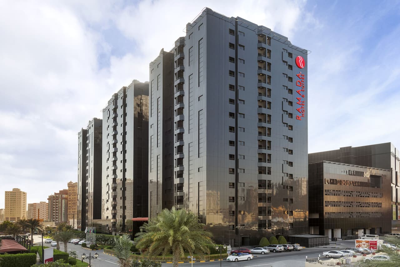 Ramada Hotel and Suites Ajman in Ajman, United Arab Emirates