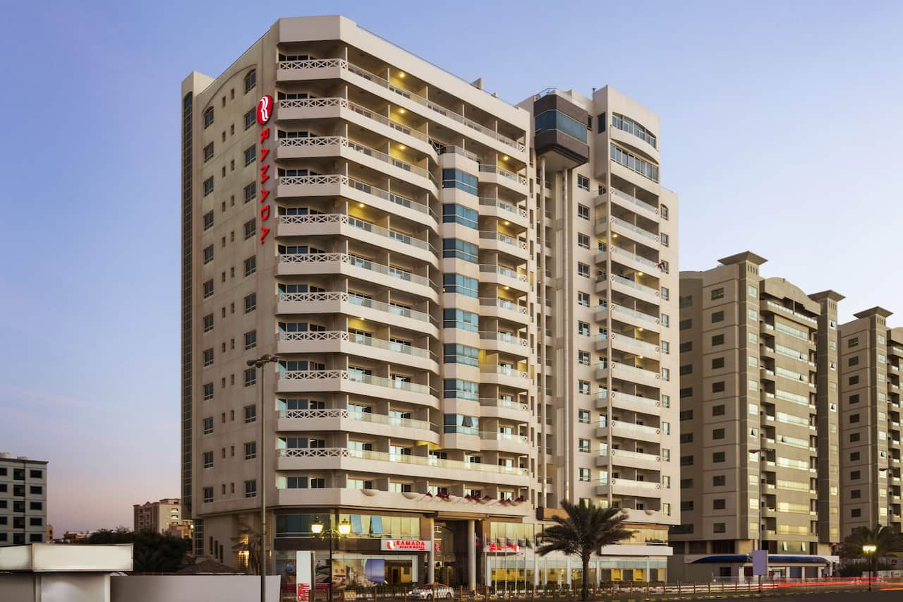 Ramada Beach Hotel Ajman in Ajman, United Arab Emirates