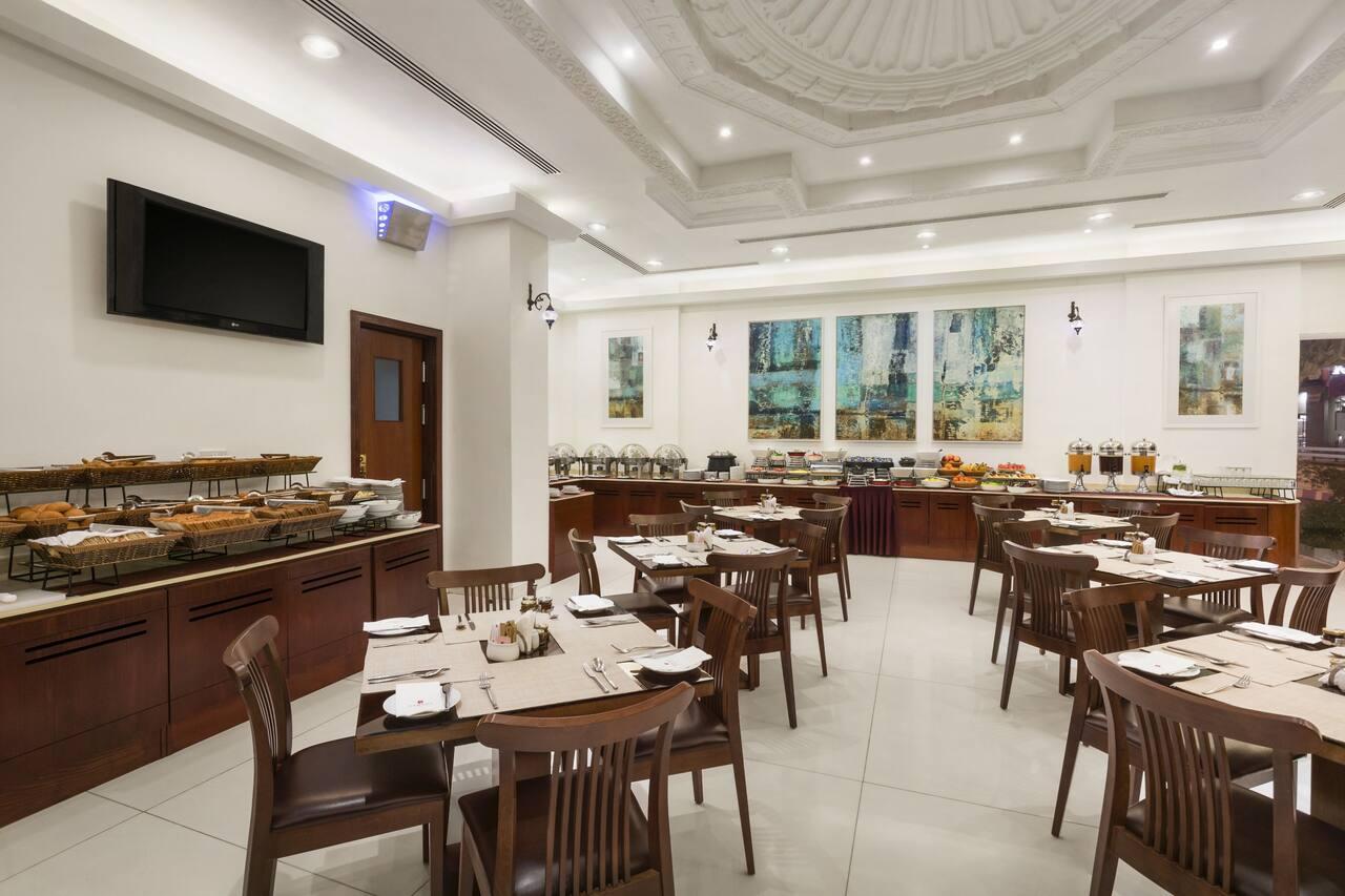 at the Ramada Beach Hotel Ajman in Ajman, United Arab Emirates