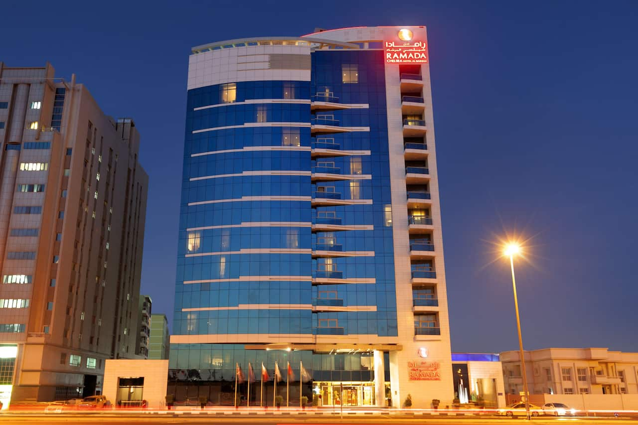 Ramada Chelsea Al Barsha in  Dubai International City,