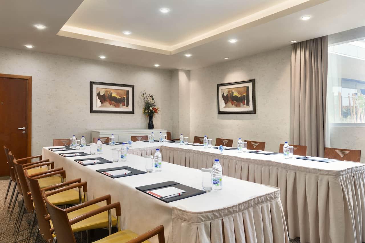 at the Ramada Chelsea Al Barsha in Dubai, United Arab Emirates