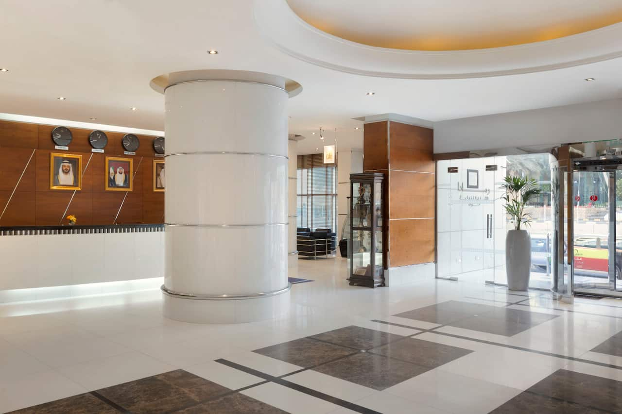 Ramada Hotel & Suites Sharjah in Dubai, UNITED ARAB EMIRATES