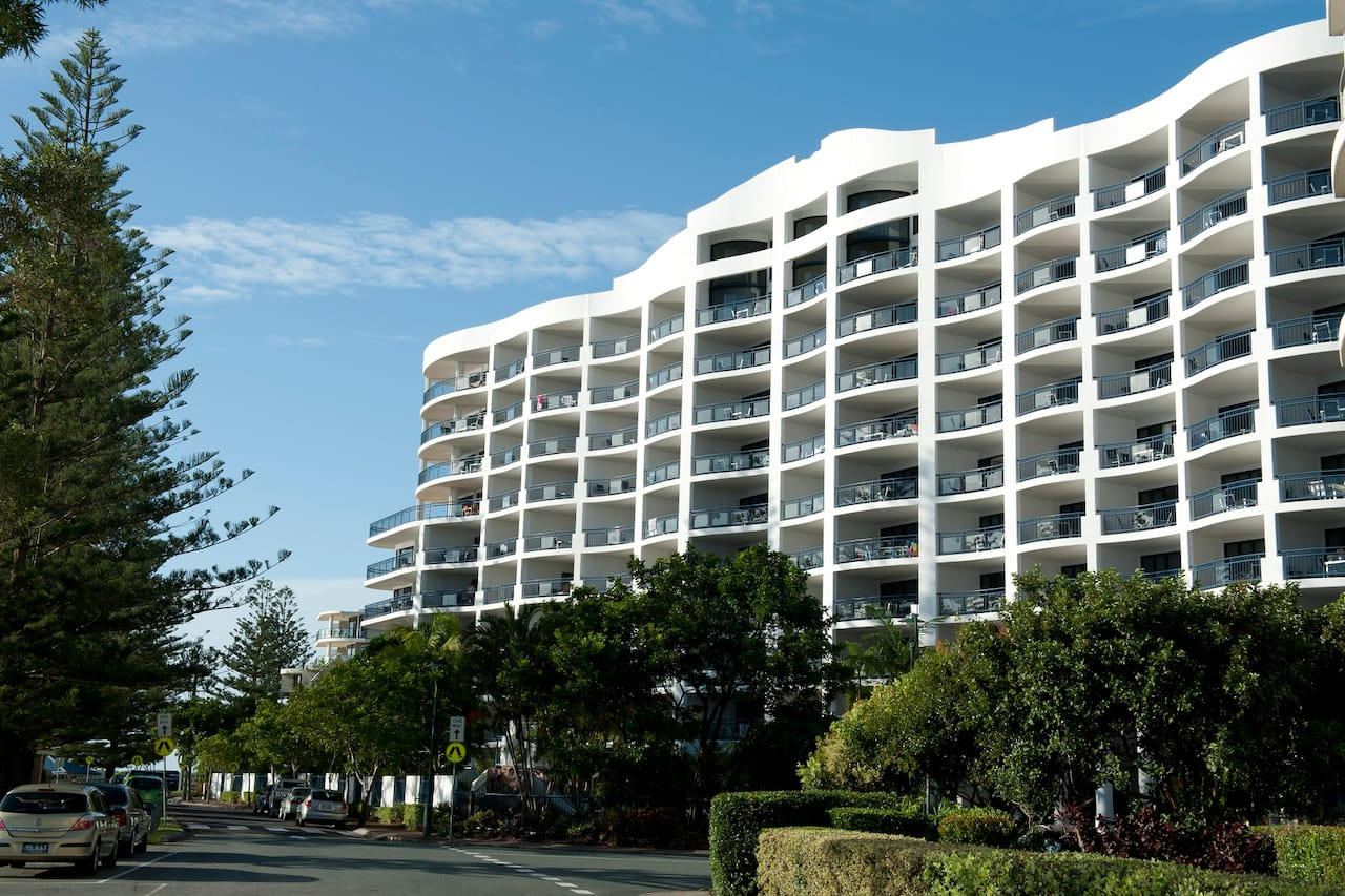 Ramada Resort Golden Beach in Caloundra, Australia
