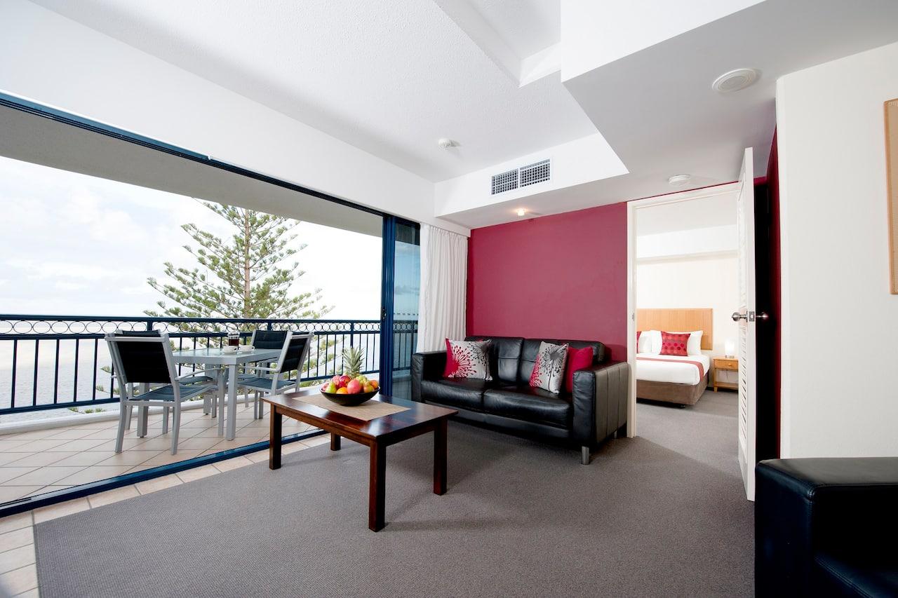 at the Ramada Resort Golden Beach in Caloundra, Australia