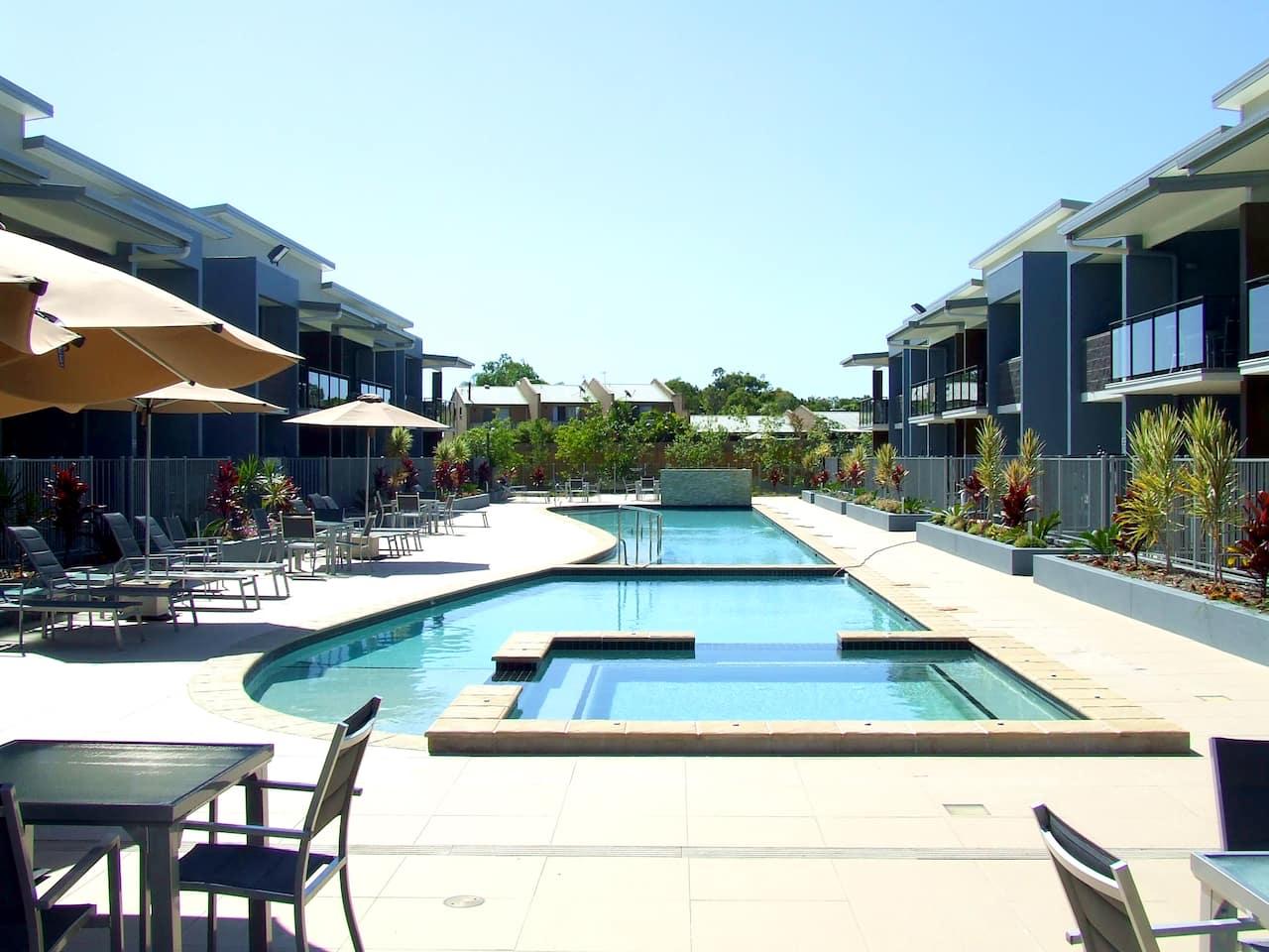 at the Ramada Hervey Bay in Hervey Bay, Australia