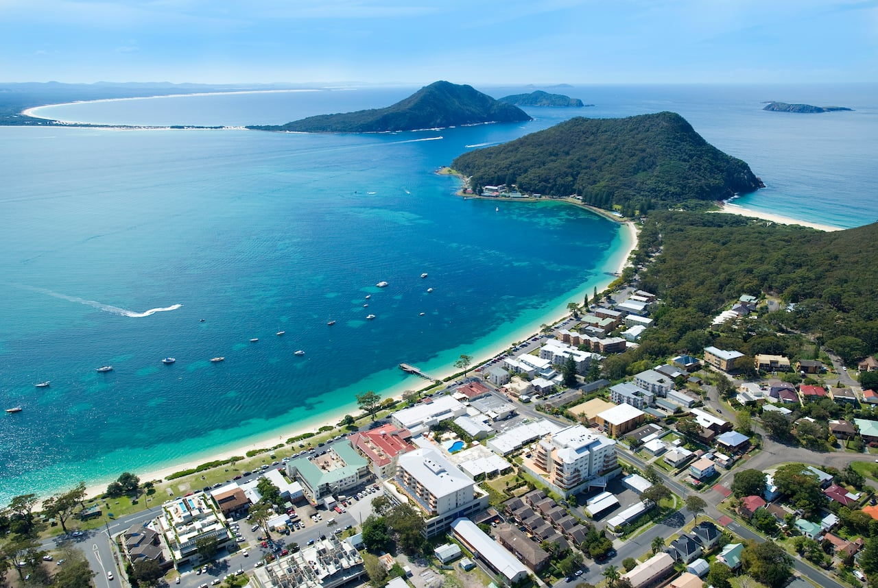 Ramada Resort Shoal Bay in  Port Stephens,  Australia