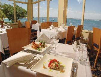 at the Ramada Resort Shoal Bay in Shoal Bay Port Stephens, Australia